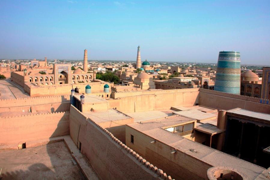 Les 5 sites ouzbeks classés au Patrimoine mondial de l'Unesco