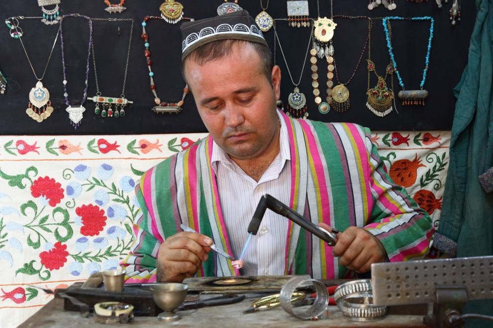 Quels souvenirs ramener d'un voyage en Ouzbékistan