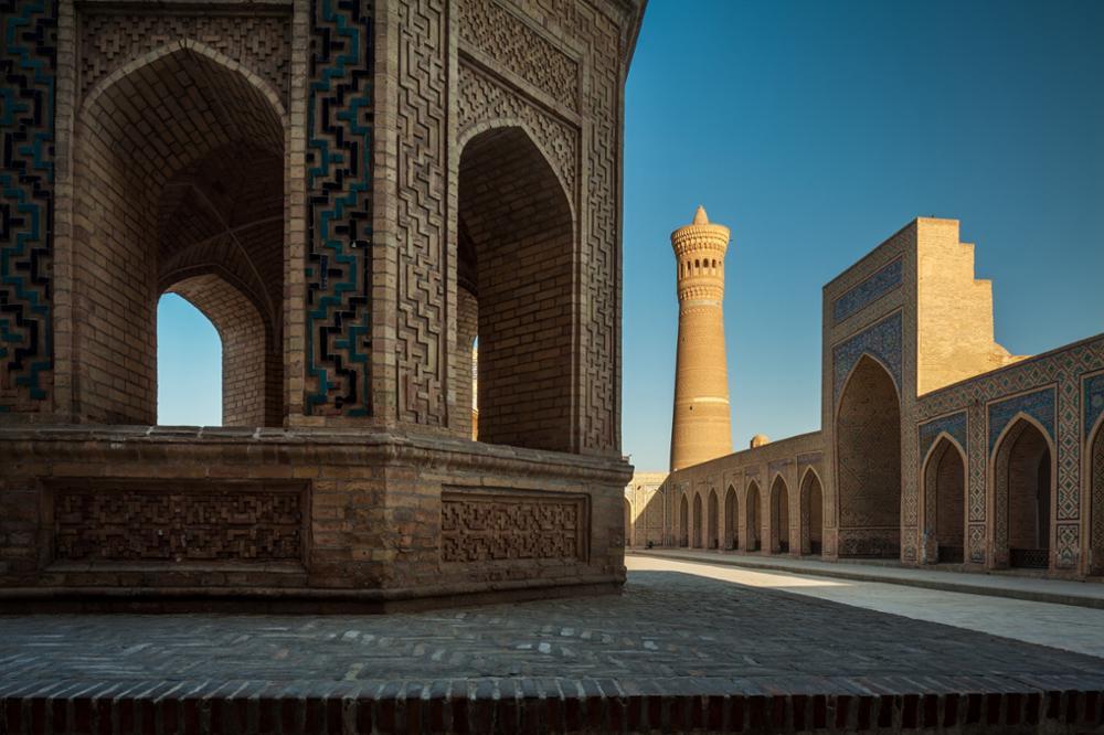 Mythes et légendes de l'Ouzbékistan