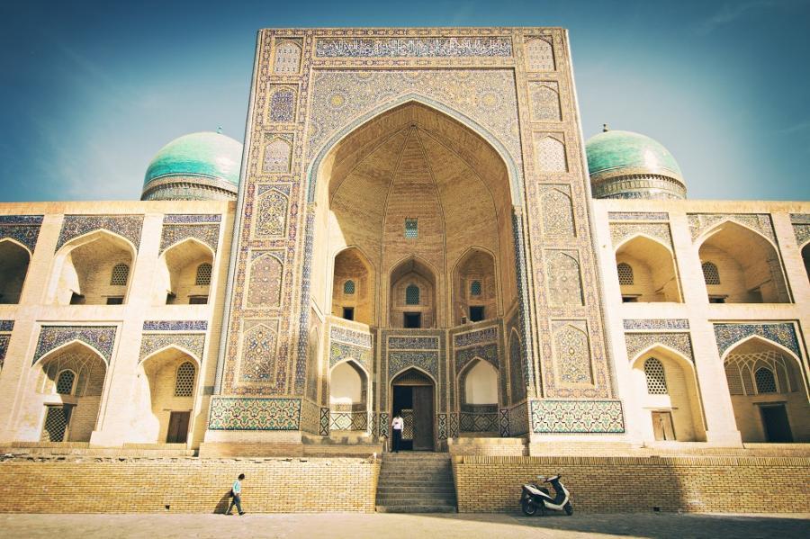 Les plus beaux endroits à visiter en Ouzbékistan